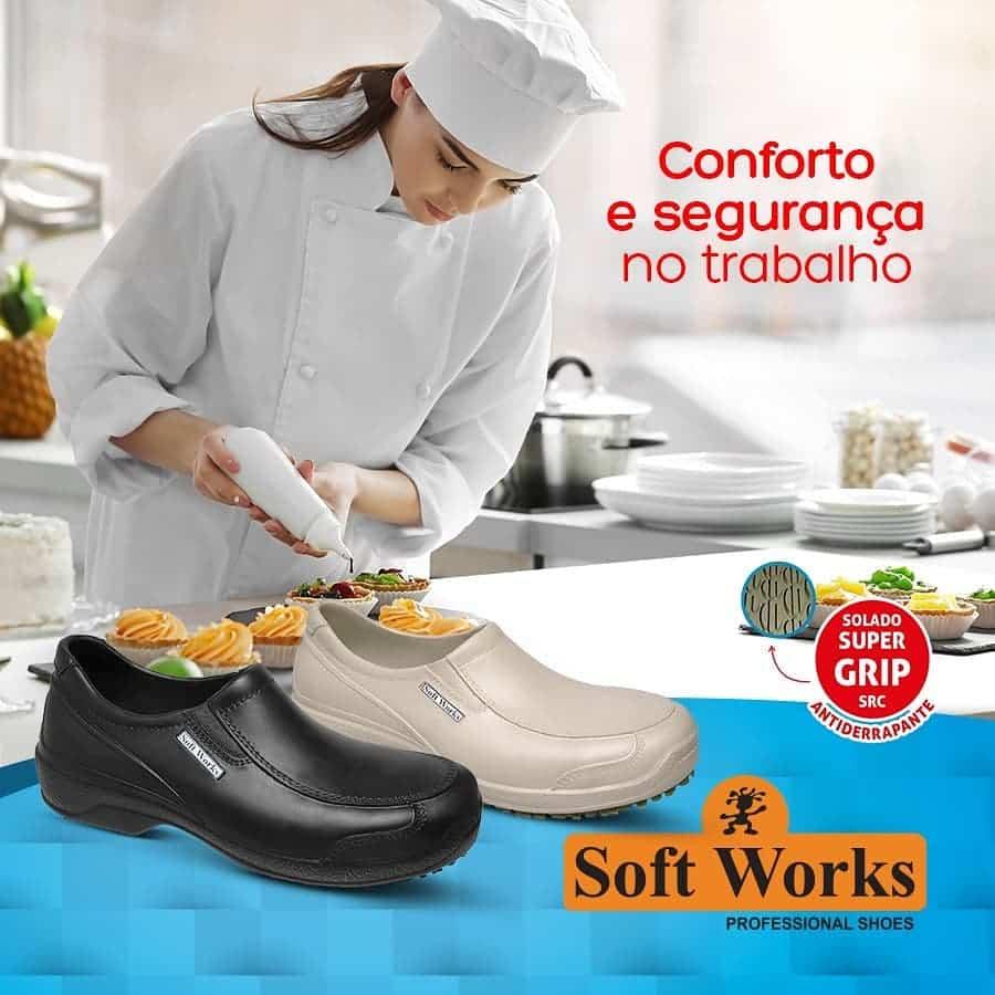 Calçados Soft Works em Sorocaba