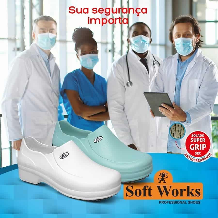 Sapatos Soft Works em Sorocaba