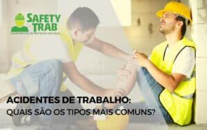 acidentes de trabalho, como queimaduras e choques elétricos, são comuns em todo o mundo. No entanto, eles podem ser evitados e minimizados.