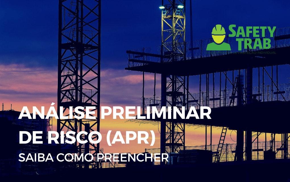 Nos últimos anos, a análise preliminar de risco (APR) se tornou indispensável para garantir a saúde e segurança do colaborador.
