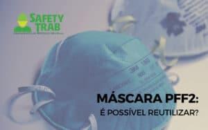 Com o constante avanço da pandemia de Covid-19 no Brasil, muitas pessoas têm optado por trocar as máscaras de tecido por opções mais resistentes, como é o caso da máscara PFF2.