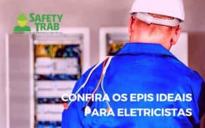 Para reduzir os riscos, as empresas e os empregados devem conhecer os EPIs ideais para eletricistas.
