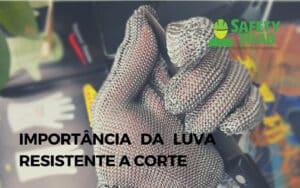 Desenvolvida para proteger as mãos contra qualquer tipo de acidente, a luva resistente a corte é um item obrigatório em diferentes segmentos e indústrias.