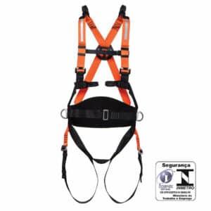 Cinturão de Segurança Paraquedista 6 pontos MULT 2011 MG Cinto CA 35506